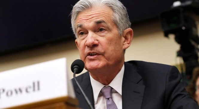 Powell: 'Tariffs can push up prices' but 'too early to say' what impact will be