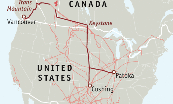 Kinder Morgan's attempt to build a pipeline reflects badly on Canada