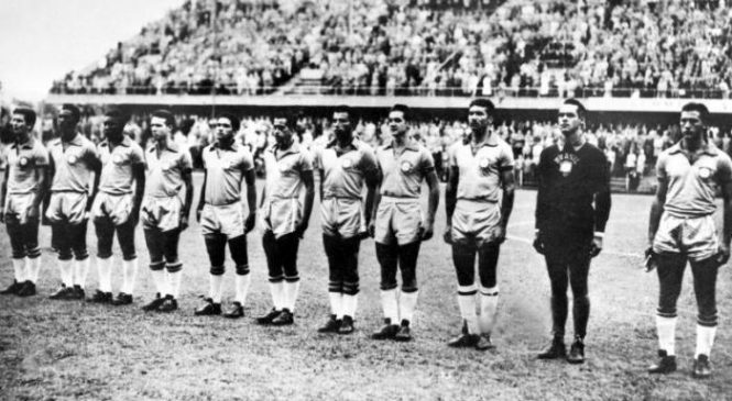 The World Cup's most iconic players: Brazil captain Bellini, the first man who lifted the trophy above his head