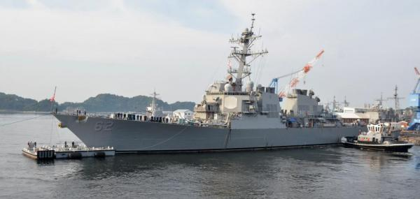 Lockheed tapped for ship repair support on Fitzgerald