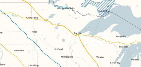 Minnesota clears path for Enbridge oil pipeline