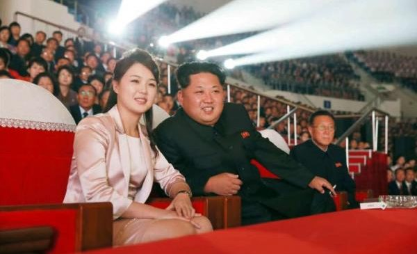 North Korean media spotlighting Kim Jong Un's wife Ri Sol-ju