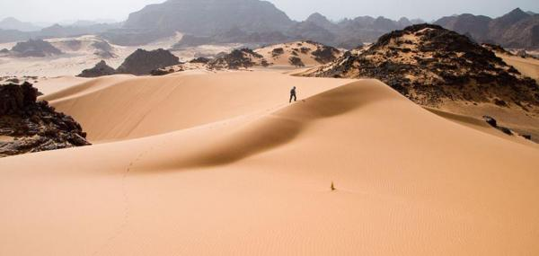 Sahara has grown 10% in 100 years, research finds