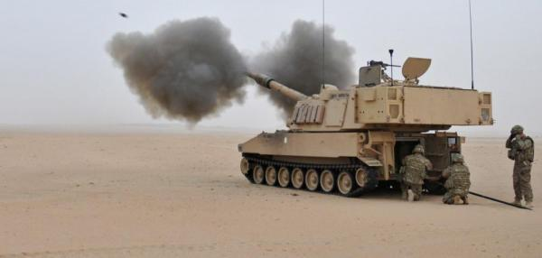 State Dept. approves $1.3B sale of Howitzers to Saudi Arabia