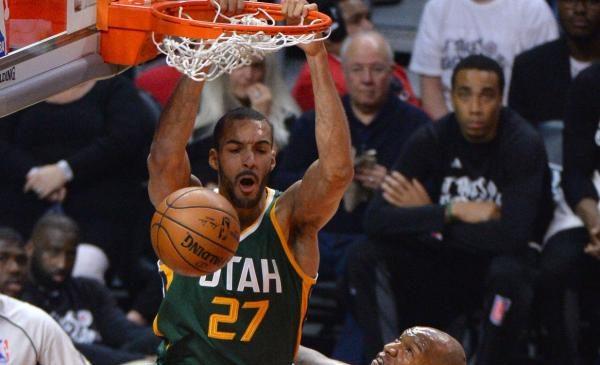 Surprising Jazz open playoffs against Thunder