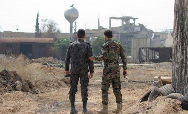 Syrian army, rebel groups reach evacuation agreement