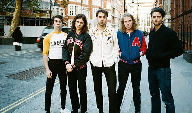 The Vaccines find the cure for losing their identity: Rock eases the malady