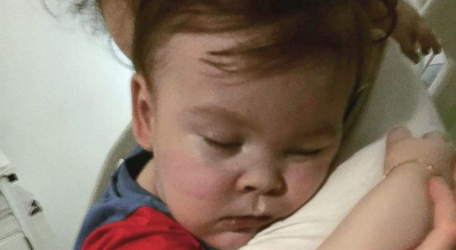 Parents of sick toddler Alfie Evans lose UK court appeal