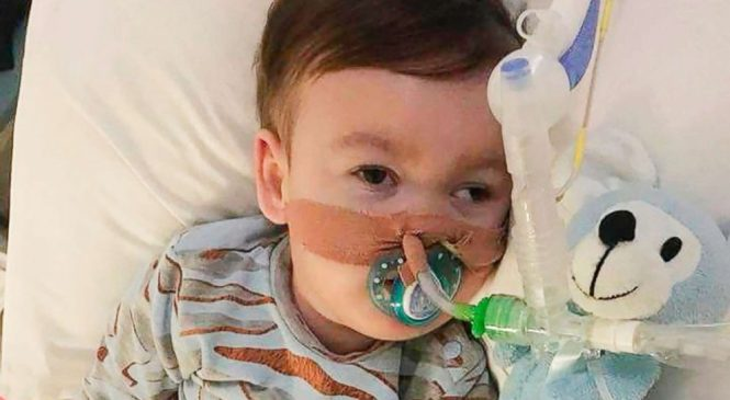 Terminally ill British boy dies after being taken off life support: Father