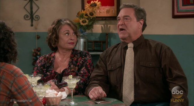 David, Beverly returning to 'Roseanne' on April 17