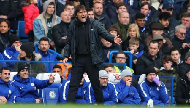 Chelsea boss Antonio Conte resigned to missing out on Champions League football after West Ham draw