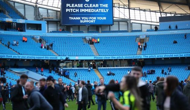 'That is the most beautiful thing' – Manchester City boss Pep Guardiola not bothered by pitch invasion after Swansea City win