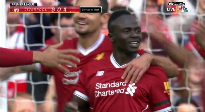 Liverpool cruises past Bournemouth 3-0 in Premier League scuffle