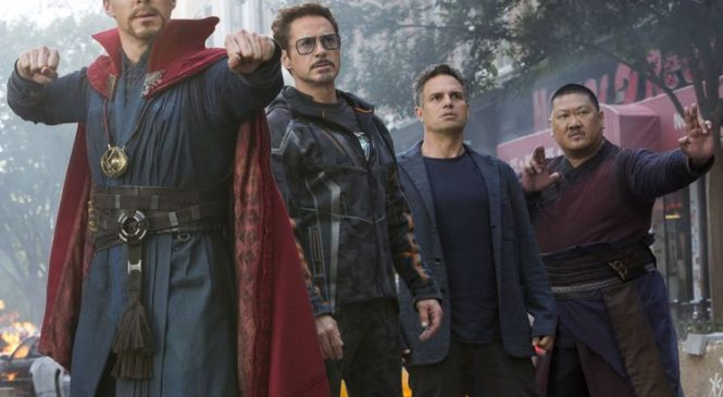 Avengers: Infinity War breaks global record