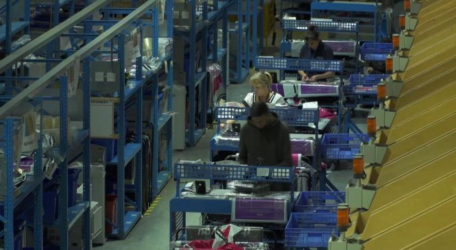 2,000 jobs at risk as Shop Direct closes three sites