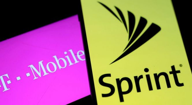 T-Mobile agrees $26bn deal to buy rival