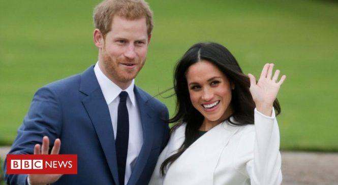 Royal wedding 2018: Who's paying?