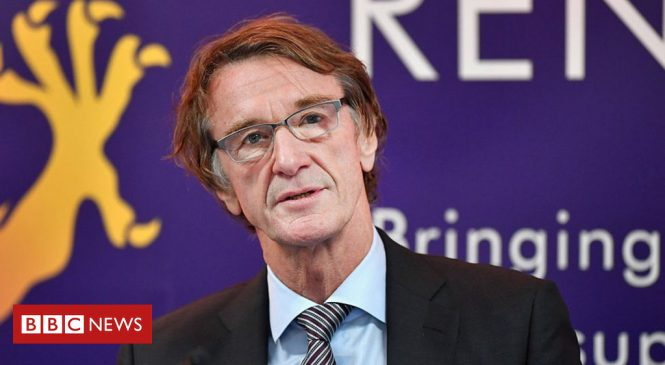Jim Ratcliffe: Turning cast-offs into gold