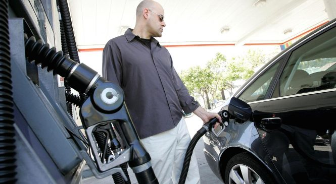 Pain at the pump: Gas prices hit three-year high and are expected to keep rising