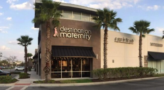 Shareholders are betting on the comeback of Destination Maternity