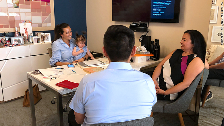 motherhood CEO leadership