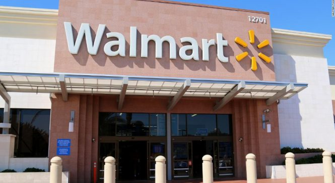 Walmart's perk for workers: Go to college for $1 a day