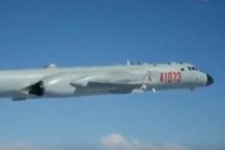 China lands nuclear bombers on South China Sea island