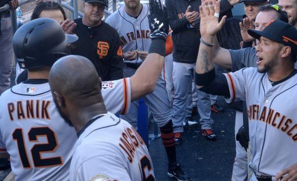 Cole, Houston Astros open two-game set vs. San Francisco Giants