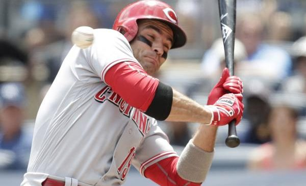 Joey Votto: Reds star apologizes for bashing Canadian baseball