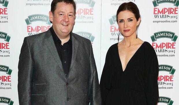 'Curse of Strictly' strikes again: Johnny Vegas and wife Maia Dunphy SPLIT