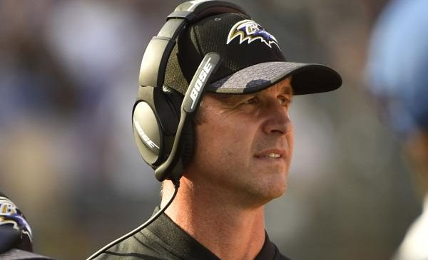 Ravens' John Harbaugh impressed by Jackson's accuracy