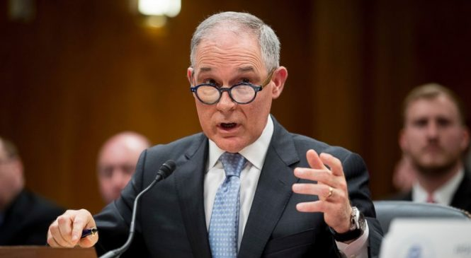 Emails show cooperation among EPA, climate-change deniers