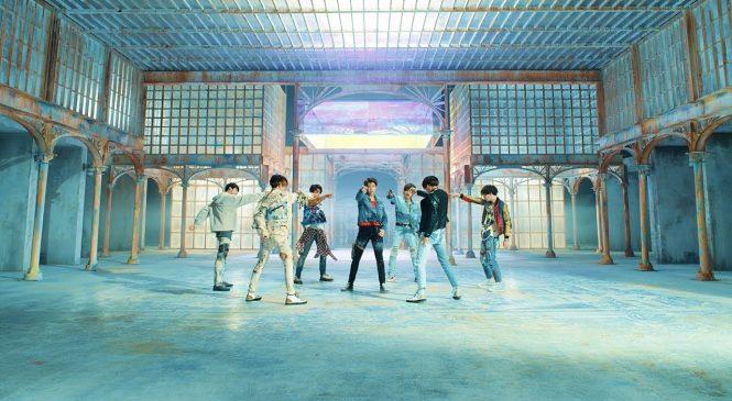 BTS releases new album, 'Fake Love' music video