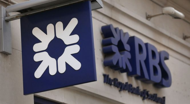 UKFI chief Holbourn takes top job at RBS