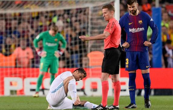 Cristiano Ronaldo injury: Zinedine Zidane refuses to put time frame on Real Madrid star's return