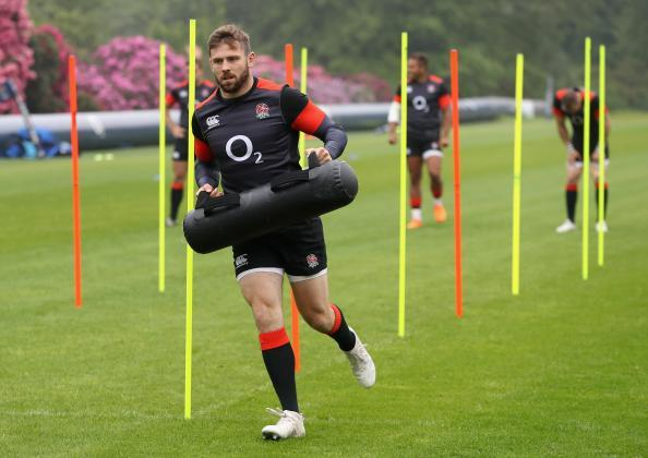 England v Barbarians: Elliot Daly to start at full-back, Danny Cipriani on the bench