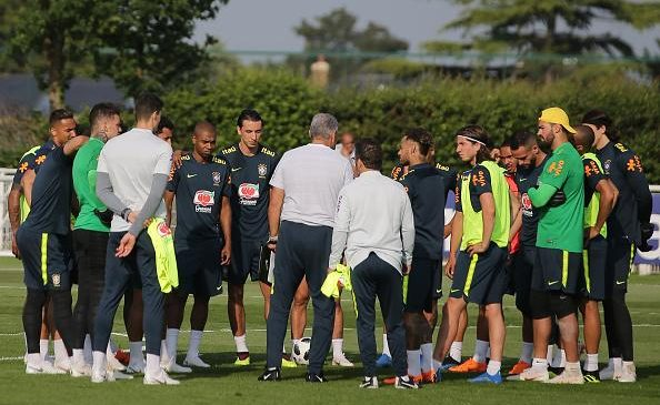 Inside Tottenham Hotspur's training ground hotel being used for the first time by Brazil's World Cup squad