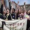 Largely Roman Catholic Ireland votes 2-to-1 to repeal abortion ban