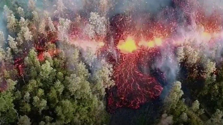 Mount Kilauea: Hawaii emergency declared over volcano eruption