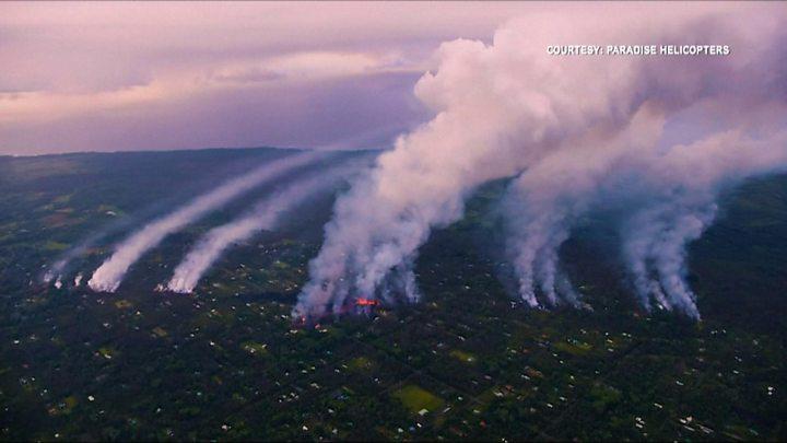 Hawaii volcano: How many people do volcanoes kill?