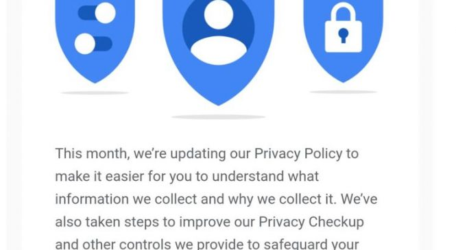 Another email about privacy and data? Here's why