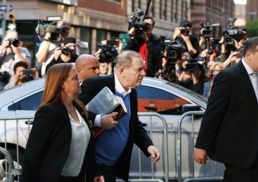 Weinstein in court on rape and sex assault charges