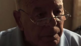 Palestinian refugee Ahmed Abdullah talks about his own displacement from land he owned