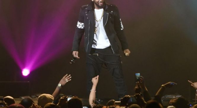 R Kelly hits back at Spotify over playlist snub