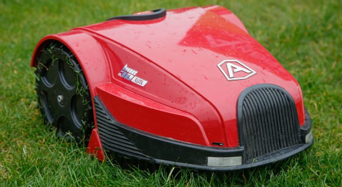 Robot lawnmowers make the cut as sales soar