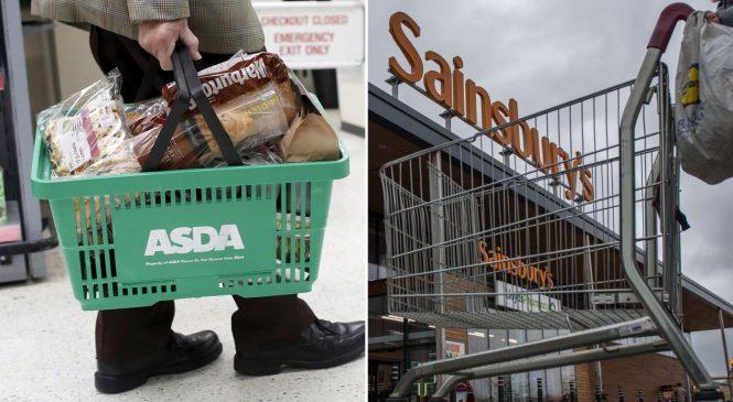Sainsbury's-Asda merger facing investigation