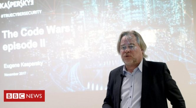 Kaspersky Lab halts European cybercrime work