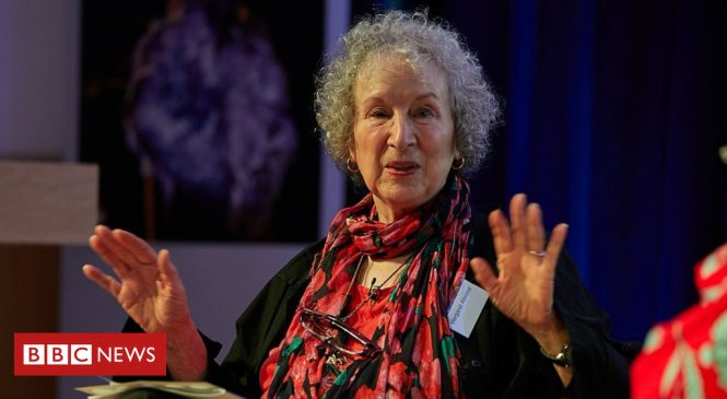 Margaret Atwood: 'If the ocean dies, so do we'