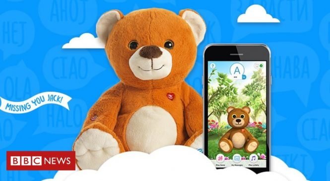 Amazon and eBay pull CloudPets smart toys from sale
