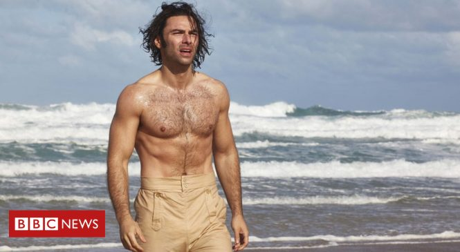 Poldark's Aidan Turner: 'I've never felt objectified'